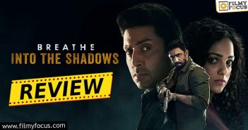Breathe Into The Shadows Web Series Review