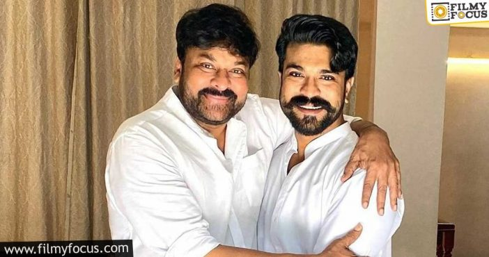 Chiranjeevi, Charan Becomes Restless As The Speculations Rise On Lucifer Remake Again