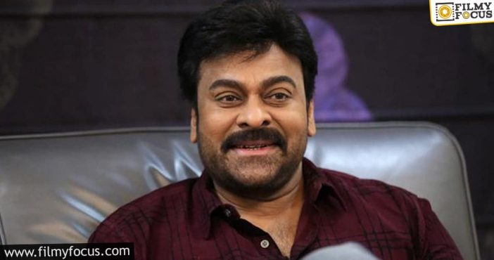 Chiranjeevi, After A Small Gap Tweet Again