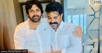 Did Pawan Kalyan Approach Ram Charan As A Producer
