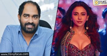 Director Krish Ropes In Rakul Preet For A Web Series