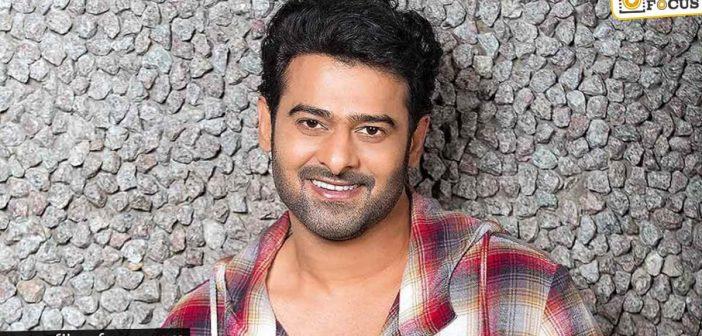 Director confirm for Prabhas Bollywood entry?