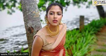 Does Amala Paul Bag A Biggie In Tollywood