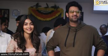 Finally Good News For Prabhas Fans Announced