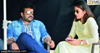 Flop Filmmaker Set To Return To Direction With Chiru's Daughter's Web Series