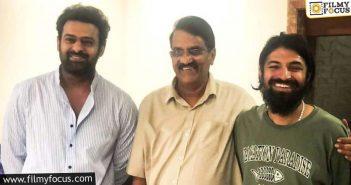 Fresh Speculations On Prabhas Heroine In Nag Ashwin's Movie