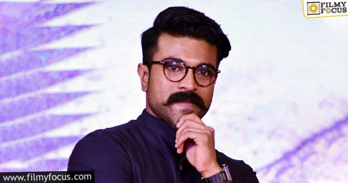 Heroine Troubles For Ram Charan