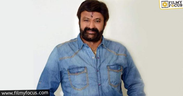 Homely Beauty Roped In For Balayya's Project