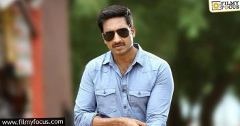 Is Gopichand Going To Be Busy With Two Projects