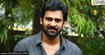 Is Prabhas Still Undecided About It