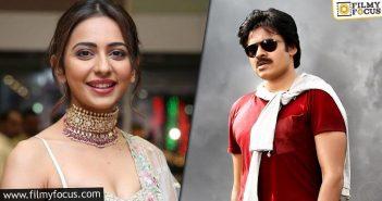 Is Rakul Going To Star Opposite Pawan Kalyan