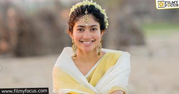 Is Sai Pallavi In Talks To Act In Acharya