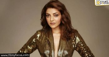 Kajal's Glamour Treat To Be One Of The Highlights In Indian 2