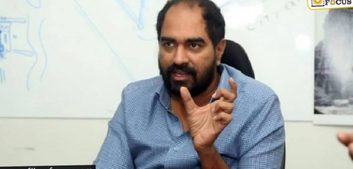Krish looking to turn busy as a producer