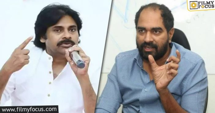 Krish To Unveil Pawan Movie's Title On That Special Day