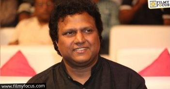 Manisharma Expresses His Displeasure Over Leaving Him Out