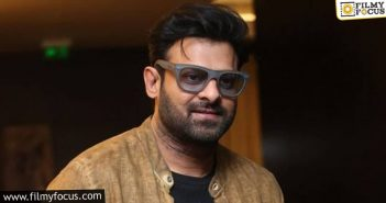 Music Sessions Start For Prabhas's Radhe Shyam