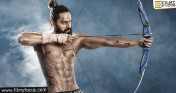 Naga Shourya Turns Into An Archer