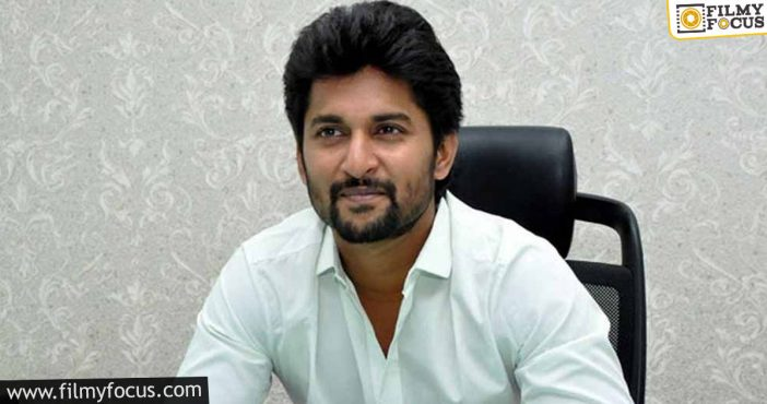 Nani Remains Silent On His Movie's Release Date