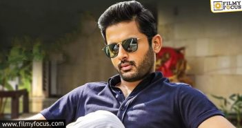 Nithiin Facing A Tough Situation With More Lineup Of Films