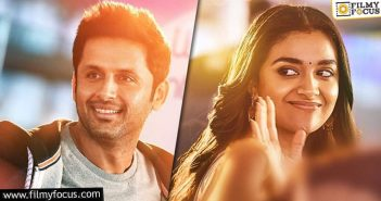 Nithiin's Rang De Loosely Inspired By Bollywood Yesteryear Blockbuster