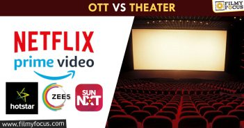 Ott Vs Theater What's The Future