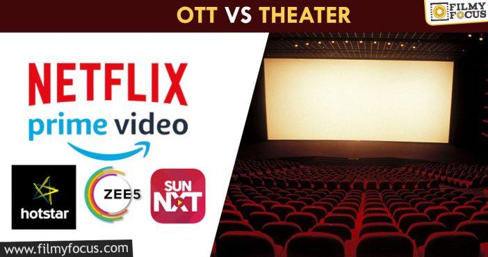 Ott Vs Theater What's The Future