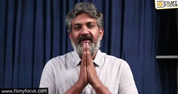 Rajamouli Tested Positive For Covid