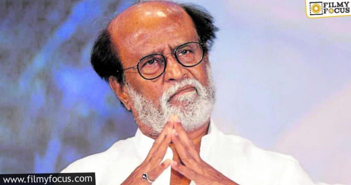 Rajni In Talks With His Flop Director