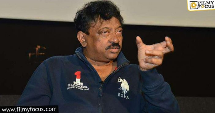 Ram Gopal Varma, To Target The Entire Mega Family This Time