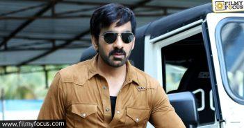 Ravi Teja In A Dual Role