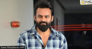 Sai Dharam Tej Feels Our Mothers Deserve More Respect