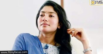 Sai Pallavi Fires On An Anchor