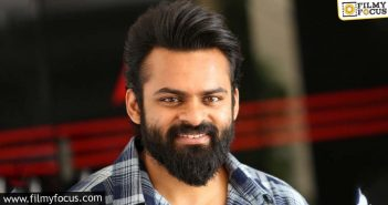 Sai Tej Aiming A Striking Makeover For His Next