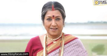 Senior Actress Jayanthi In Critical Condition