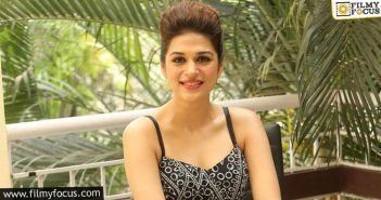 Shraddha Das Reveals About Her Participation In Bigg Boss 4