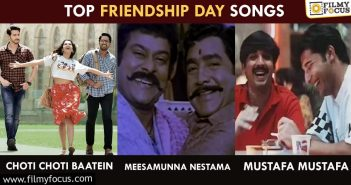 Songs In Tollywood That Truly Define The Greatness Of Friendship