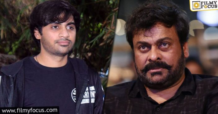 Sujeeth Getting Replaced From Lucifer Remake
