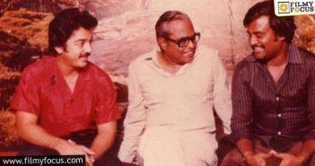 Superstar Rajni Gives A Great Tribute To His Guru