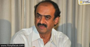 Suresh Babu Dismisses The Idea Of Reopening Theatres