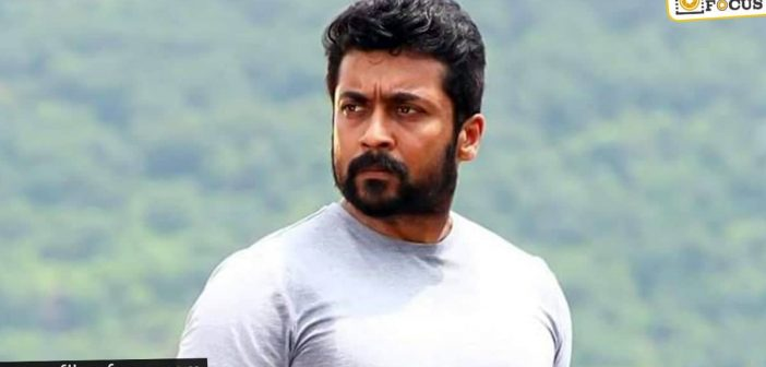 Suriya dual role as father and son in his next?