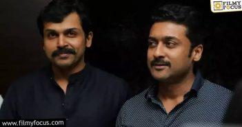 Suriya's Next Film With Karthi's Director