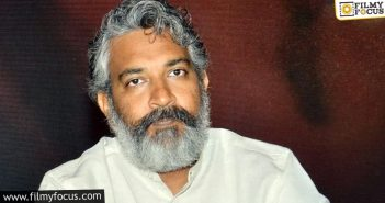 The Reason Behind Rajamouli Canceling Test Shoot