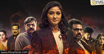 The Script Is What Got Me In Says Ragini Chandran
