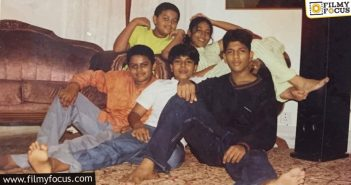 Throwback Pic Of Mega Heroes Delights Fans