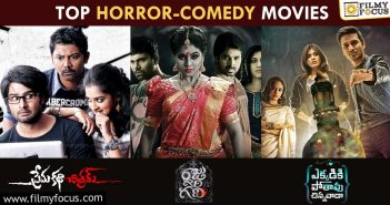 Top 11 Horror Comedies In Tollywood That Will Entertain You To The Core