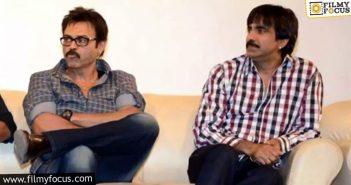 Venkatesh, To Replace Ravi Teja In This Biopic