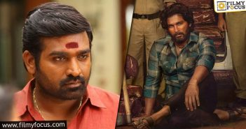 Vijay Sethupathi Reveals Reason Behind Quitting Pushpa