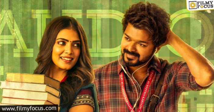 Vijay's Master Makers Clarify On Ott Release Speculations