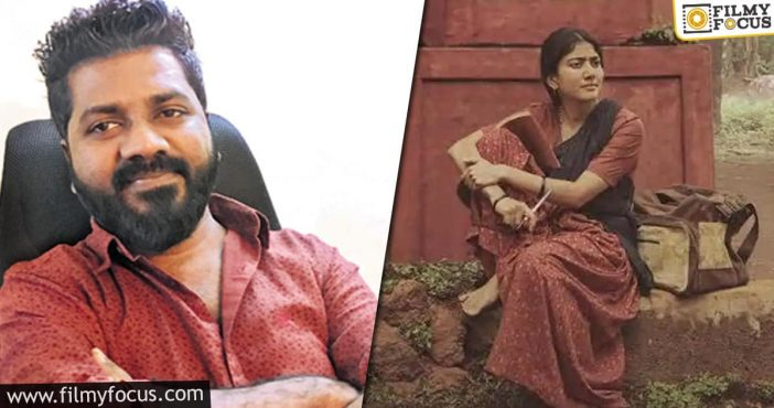 Virataparvam Director Says His Movie Is The Perfect Tribute For Women